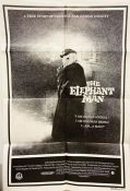 An Original Elephant Man movie poster from Australian Cinema Foyer