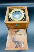 A Boxed ships compass