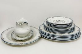 A Selection of Royal Doulton 'Colony' pattern