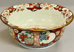 A late 19th Century Chinese Imari bowl AF