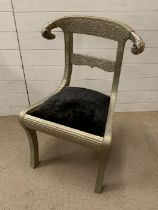 An Indian Dowry Chair