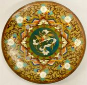 A 19th Century Chinese Cloisonné bowl