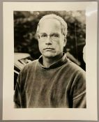 An autographed photo of Richard Dreyfus from the estate of Keith Wilson Production Designer and