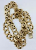A Substantial Gents chain in untested 9ct gold (Approximate Total Weight is 400g)