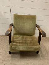 A childs chair (H60cm SH28cm)