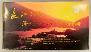 An Album of First Day Covers from 2002 and 2003 along with covers from British Virgin Islands,