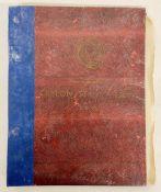 An album of Ceylon stamps (1857-1966)