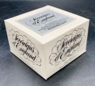 Two sovereign match boxes by Bryant and May ltd, twelve in each box