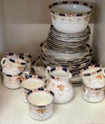 A selection of English China Somme pattern