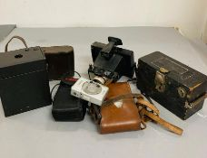 A selection of Vintage Cameras