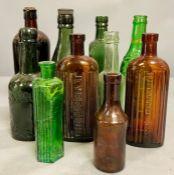 A selection of medicine bottles