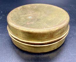 An Endecotts Vintage brass Scientific Test Sieve
