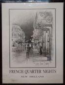 A New Orleans print