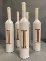 Five 1500ml Chateau de Brigue Improbable II Cotes de Provence wine