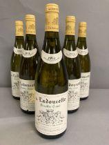 Six Bottles of 2013 de Ladoucette Pouilly Fume