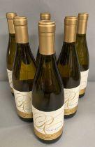 Six Bottles of 2015 Raymond Chardonnay