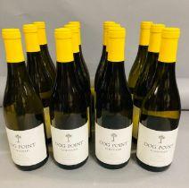 Twelve Bottles of 2012 Dog Point Chardonnay