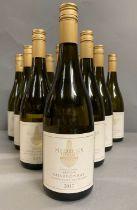 Ten Bottles of 2017 Mudbrick Chardonnay