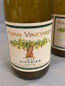 Two Bottles 2014 Alban Vineyards Viognier