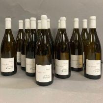 Twelve bottles of 2016 Vincent Pinard Sancerre