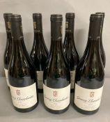 Seven Bottles of 2015 Gevrey Chamberlain