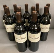 Eleven Bottles of 2011 Torre Muga Rioja