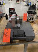 Jandox Mechlin Pro Model MP-350 Rotary Grinding Fixture; 80.40 Center