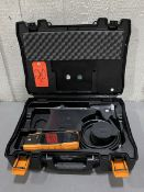 Testo Model 300 Combustion Analyzer, S/N: 62251049; Measurement Range of 0 to 21 Vol.% for O2,and 0