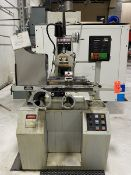 Harig 6 in. x 18 in. Model 618 Autostep Automatic Surface Grinder, S/N: 5571; with 6 in. x 18 in.