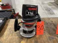 Craftsman Model 31517492 Router Base; 110-120-V, 60-Hz, 25,000 RPM