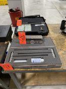Lot - Goodson Dowel Puller Set; with Slide Hammer, Slide Shaft, G-600 Tightening Sleeves and Removal
