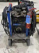 Miller 225/150 Amp Thunderbolt XL CC-AC/DC Welding Power Source, S/N: LC074256; Input 230-V, 47.5