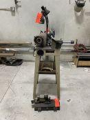 Darex 1/4 HP Model E-90 End Mill Sharpener; 2,800 RPM, 115-V, 50-Hz, 1/4 HP, 3,400 115-V, 60-Hz,