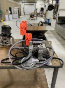 Lot - (3) Nakanishi Model AL-H1207F Air Driver Routs Systems High Performance Air Motor, with Foot