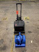 Lot - (2) Portable Blowers; (1) Xtreme Garage Model PB4000G, (1) B-Air Model 1425, 1/4 HP
