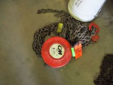 CM 2-Ton Manual Chain Hoist