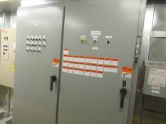 2-Door Electrical Cabinet