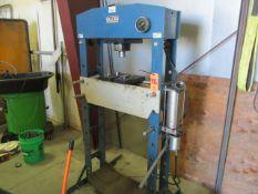 Baileigh Hydraulic Adjustable H-Frame Press