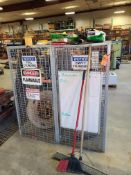 Wire Safety Cage
