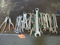 Lot - Wrenches