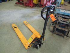 Uline H-1043 Hydraulic Pallet Jack