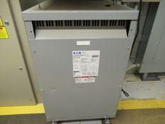 Eaton Model DS-3, 37.5 KVA Dry Type Distribution Transformer