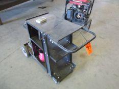 Portable Welding Cart