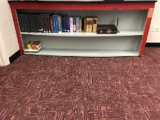 85 in. Bookshelf, with Contents (Room 310)