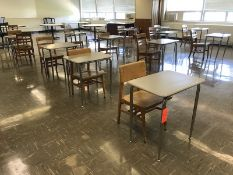 Lot - (16) Desks (21) Chairs (Room 304)