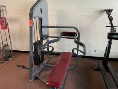 Plate Loaded Bench Press (Weight Room 103)