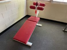 Decline Set Up Bench (Weight Room 104)