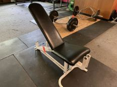 Vectra Fitness Incline Bench (Weight Room 105)