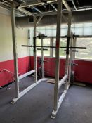 Promaxima Squat Rack with Weights (Weight Room 105)