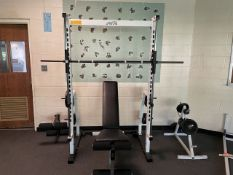 Body Solid Tuff-Stuff Smith Machine (Weight Room 104)